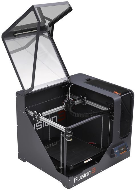 Fusion3's Surprise: The F400 3D Printer, A Designer's Dream Machine