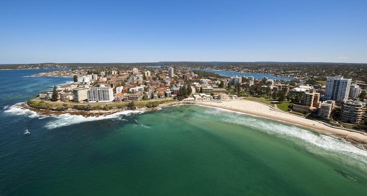 Cronulla Sydney New South Wales #Australia.