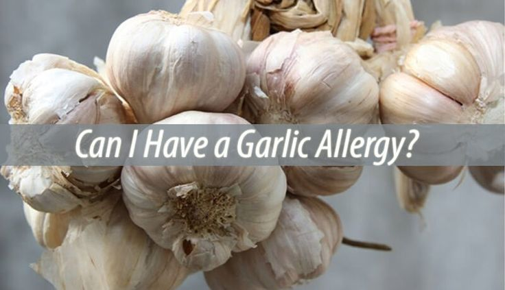 Garlic can add wonderful flavor to your food and it also has many potential health benefits. However, there are some people that have a garlic allergy.