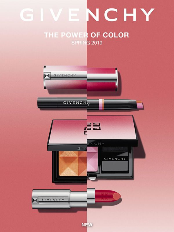 Givenchy The Power Of Color Spring 2019 Collection Givenchy