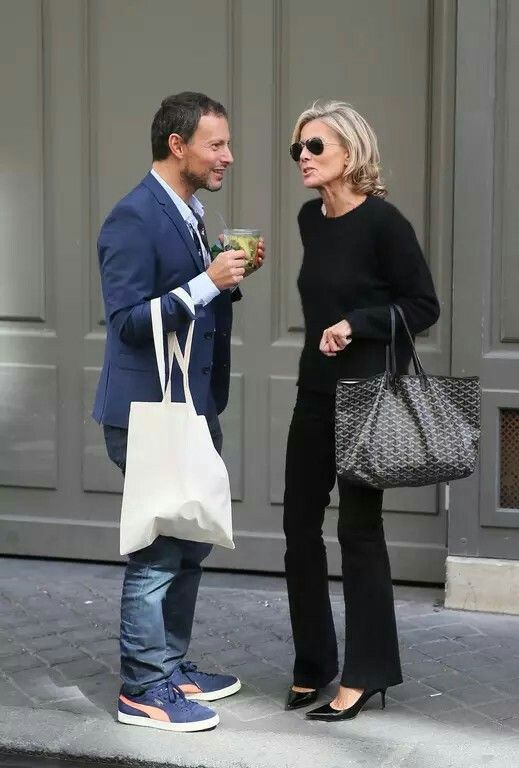 Image Result For Claire Chazal Style Hair I Love In 2019
