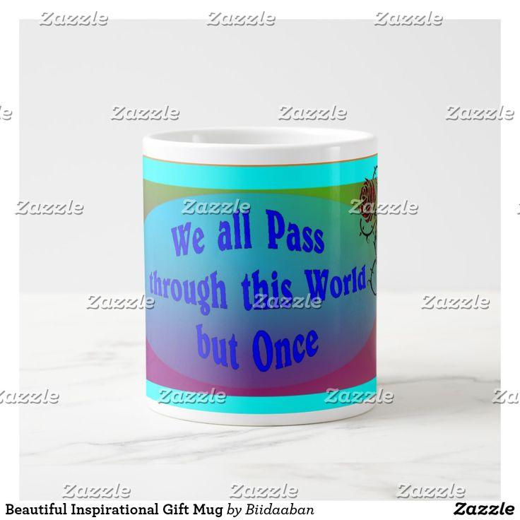 Beautiful Inspirational Gift Mug