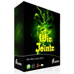 P5Audio brings the Wiz Jointz, a new collection of 5 hip hop construction kits, loops and sample sets inspired by artists and producers such as Wiz Khalifa, Bruno Mars, Snoop Dogg, Too $hort, Benny Blanco, Stargate and others