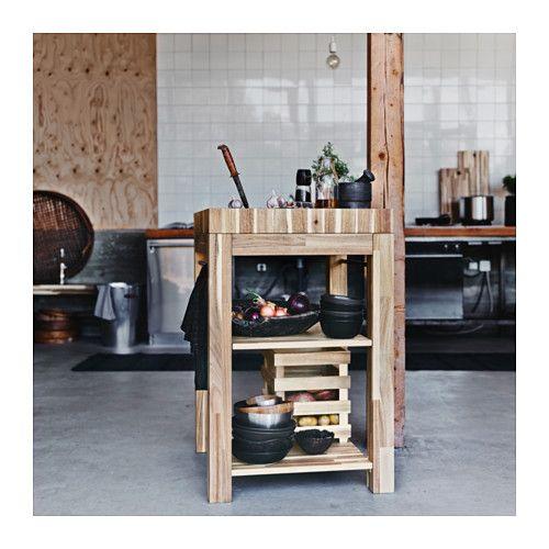 17 meilleures id es propos de table de travail de boucher sur pinterest clairage l 39 lot de. Black Bedroom Furniture Sets. Home Design Ideas