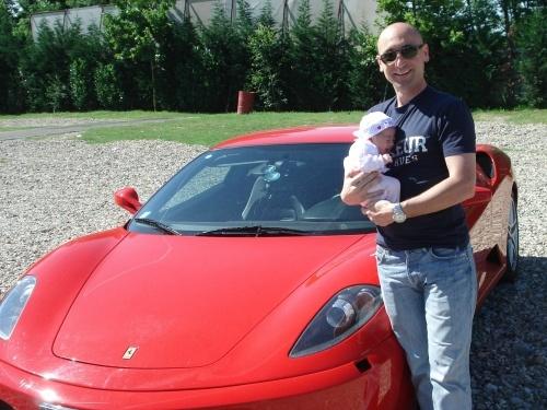 Giro in Ferrari con il cofanetto Motori Accesi