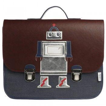 Cartable Robot Maxi