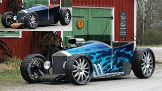 Ideas for my new Street Rod - Volvo Hot Rod Jakob Proyecto | COCHES