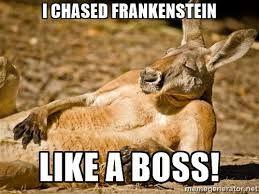 Resultado de imagen para memes frankenstein