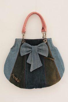 La moda è jeans! - Portale Craft - Il miglior sito per l'artigianato con passo passo libero