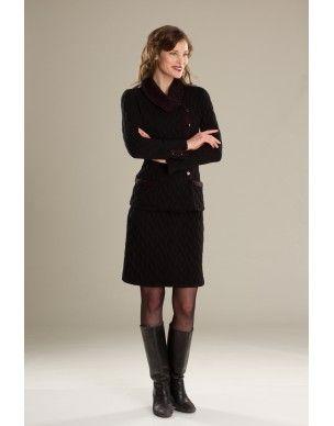 Veste/Jacket Café Turc - KARKASS fashion designer. Mode québécoise / Made in Quebec