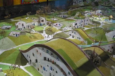 Green Roofs: Pretty and Functional - Neatorama