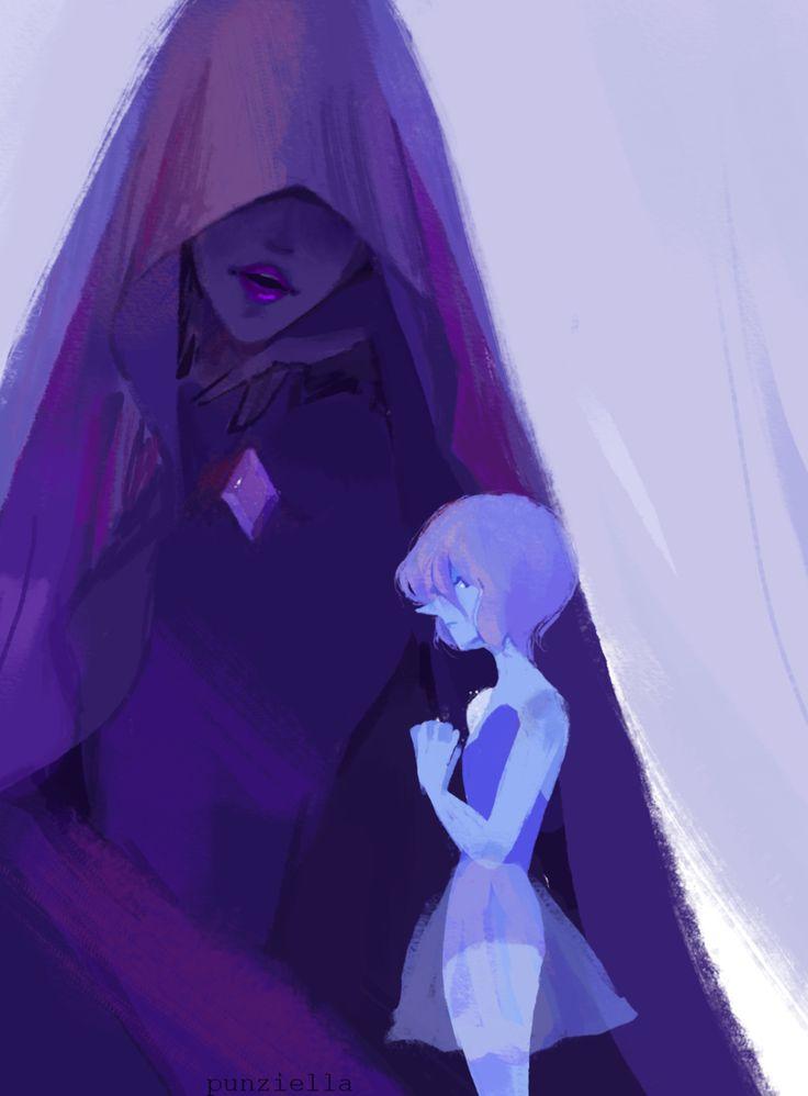 Steven universe,фэндомы,SU Персонажи,Blue Pearl,Blue Diamond