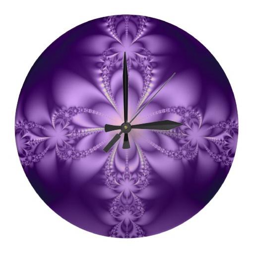 Purple butterflower