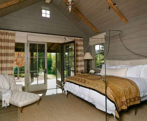 12 best images about ideas for elegant rustic bedroom on for Casual master bedroom ideas