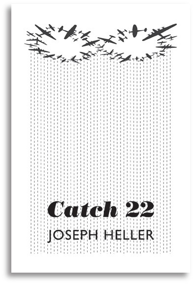 a critical analysis of joseph hellers catch 22 Literary analysis of joseph heller's catch 22 laughing in the face of war and death, literally, is one of the things that make the novel catch-22 by joseph heller such an intriguing and original story.