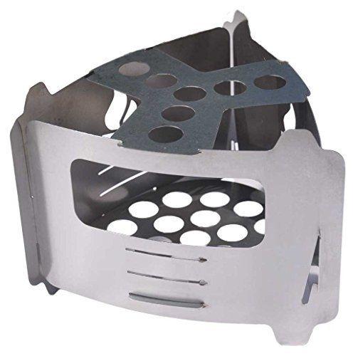 Bushbox Ultralight Outdoor Pocket Stove  Price : $39.99 http://www.theottomus.com/Bushbox-Ultralight-Outdoor-Pocket-Stove/dp/B00JEG84AE