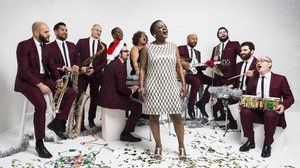 Review: Sharon Jones & The Dap Kings, 'It's A Holiday Soul Party'