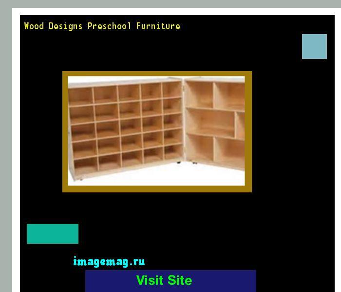 Wood Designs Preschool Furniture 183657 - The Best Image Search