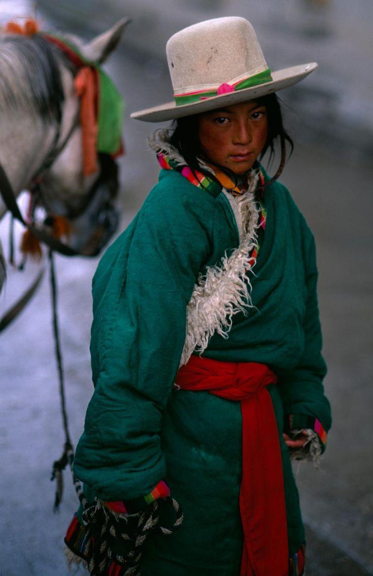 Amdo, Tibet by Steve McCurry