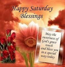 Saturday greetings
