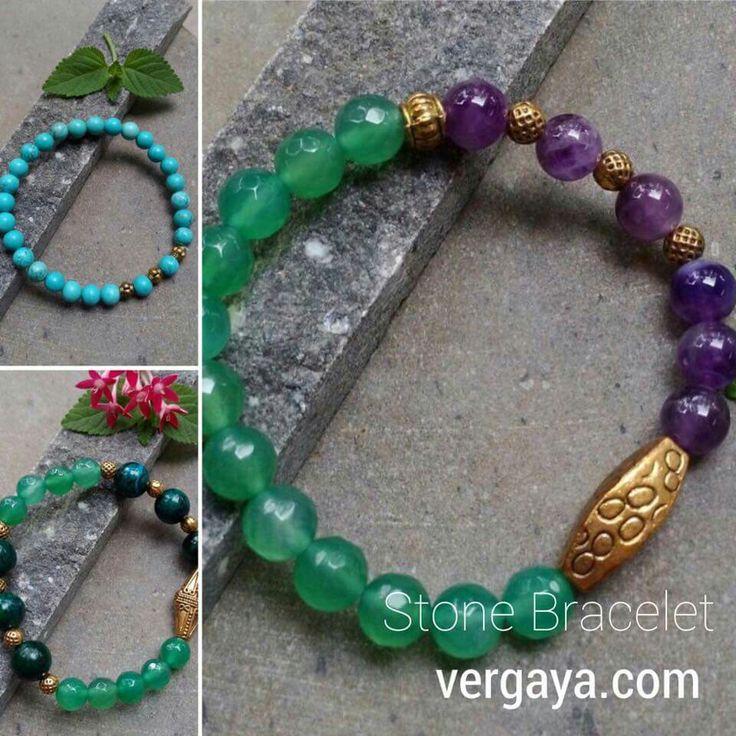 Handmade Stone Jewelries