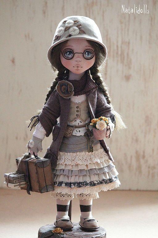 Шарлотта. Кукла от Natalidolls (Наталья Подкидышева)