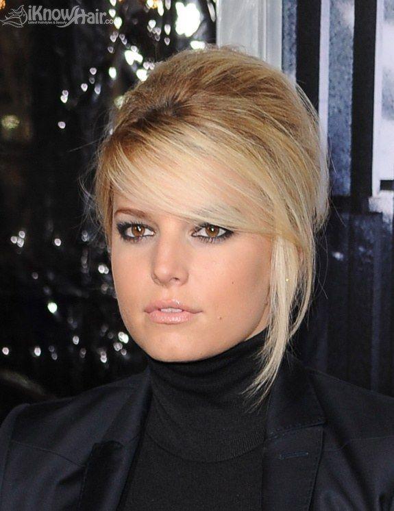 Jessica Simpson Hair | Jessica Simpson 2012 Hairstyles | Haircuts