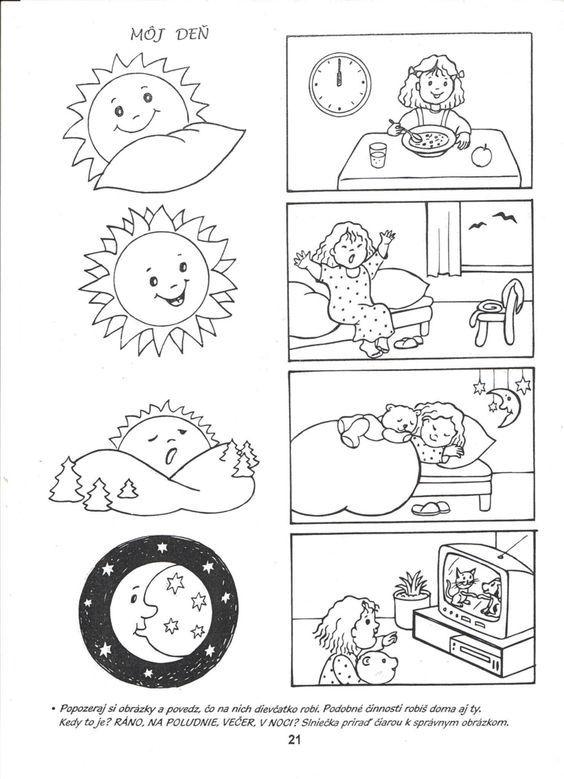 """Képtalálat a következőre: """"napszakok kártyák"""""""