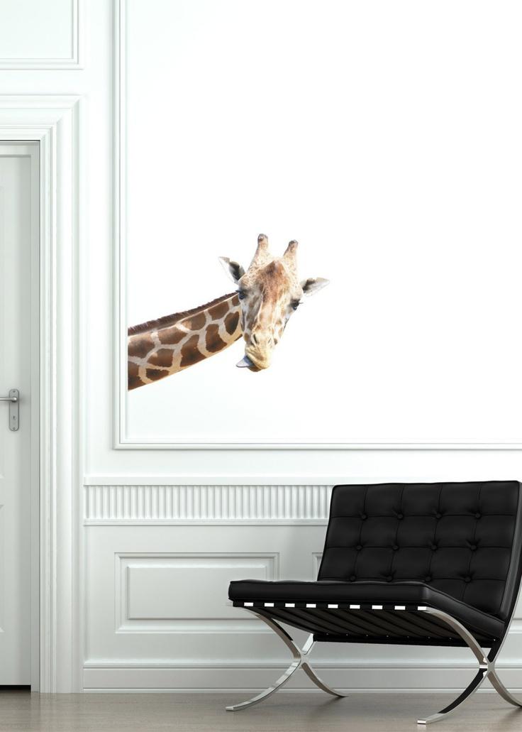 Giraffe Wall Sticker $28