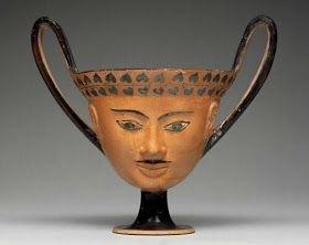 Κάνθαρος Αρχαϊκής εποχής (550-525 π.Χ) από την Μίλητο. Μουσείο Βοστώνης. Η.Π.Α