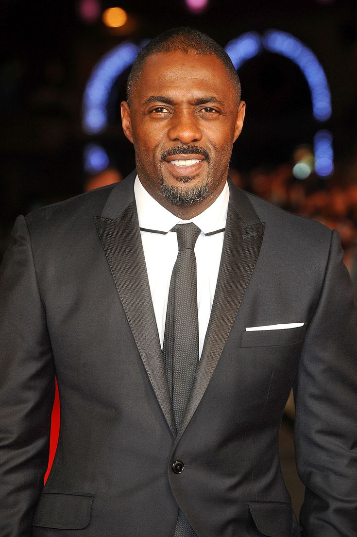 Find this pin and more on idris elba