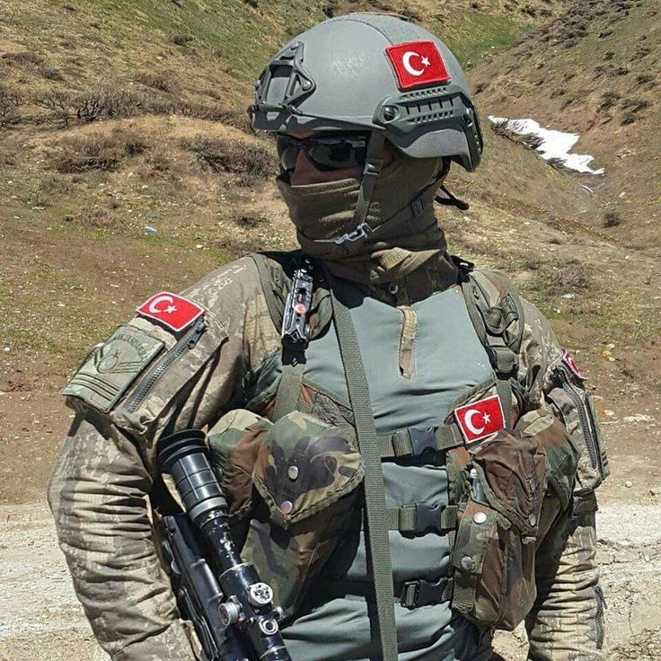 Turkey Special Forces (SF)