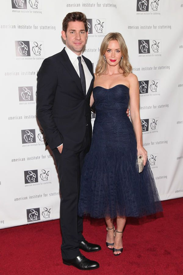 Emily Blunt & John Krasinski Welcome A Baby Daughter %u2014�Congrats