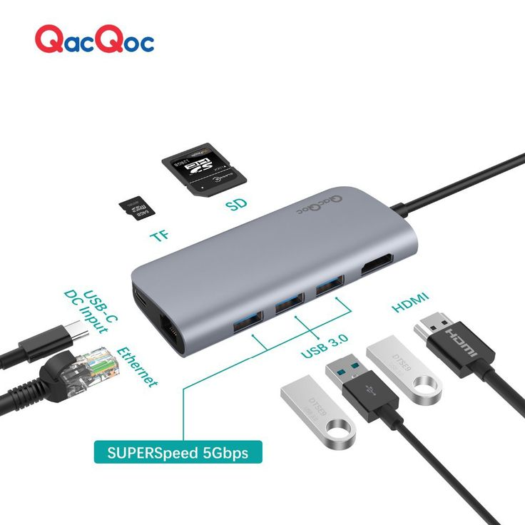 "Cheaper US $67.15  QacQoc GN30E Aluminium alloy USB C Hub with 3 USB 3.0 Ports 4K Output Card Reader LAN Port Type-C Charging port for Macbook 12""  #QacQoc #Aluminium #alloy #Ports #Output #Card #Reader #Port #TypeC #Charging #port #Macbook  #BlackFriday"