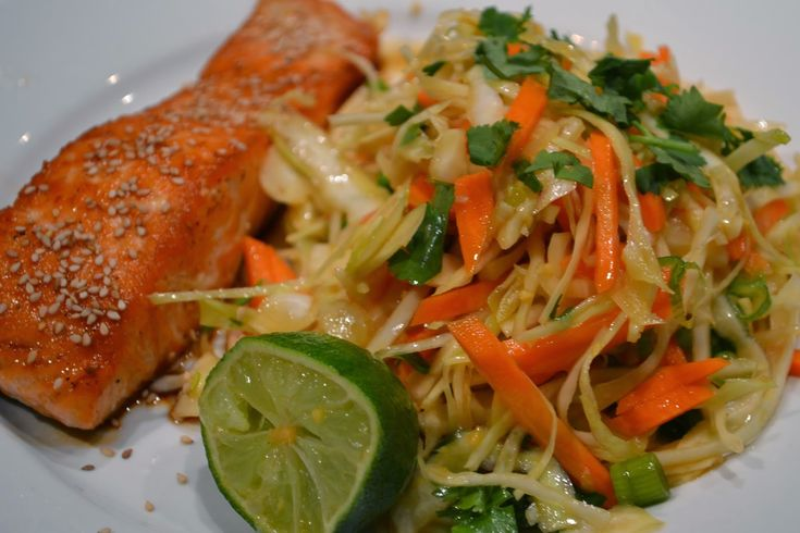 Eet lekker: Aziatische koolsalade