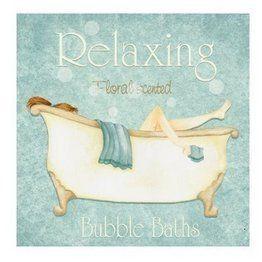 bathing.quenalbertini: Relaxing in the bathtub