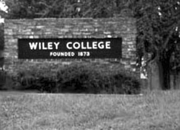 Real Ghost Photo Wiley College, Marshall Texas: Ghost Photo of The White Lady haunting the campus sent to us by Gadsdan Tucker Smith.