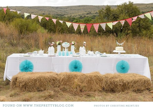 Captivating Outdoorsy Bridal Shower. Outdoor ...