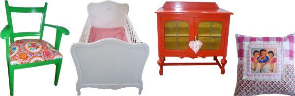 Knuss Opgeknapte meubels, Houd je van meubels met een ziel? Voor jou geen dertien-in-een-dozijn meubels maar ga je voor unieke exemplaren die een eigen geschiedenis hebben opge...