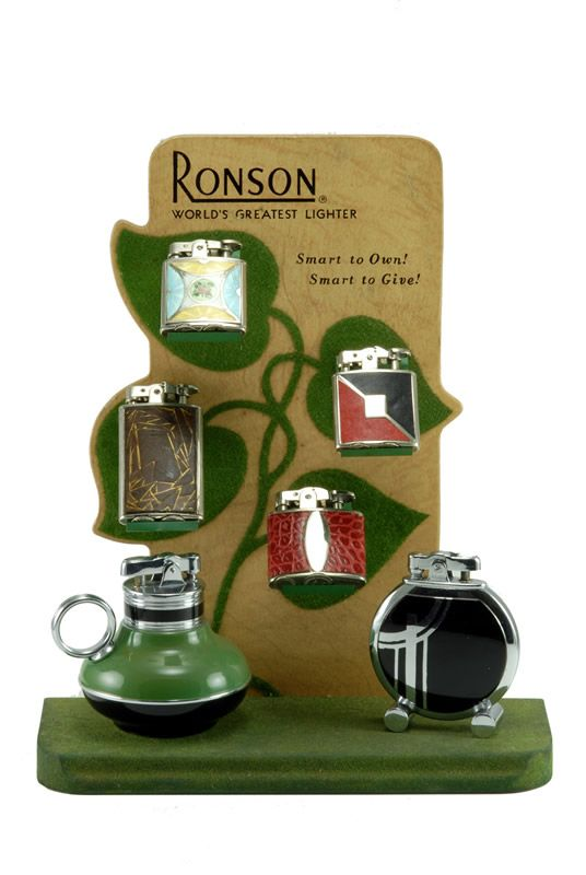 Ronson Lighters