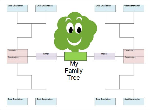 The 25+ best Family tree template word ideas on Pinterest Kids - flowchart templates for word