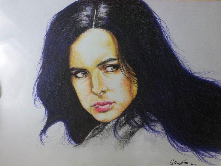 Jessica Jones by DarwiO