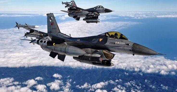 Αποθρασύνεται η Άγκυρα: Σε τρεις αερομαχίες ενεπλάκησαν τα τουρκικά μαχητικά με αεροσκάφη της ΠΑ