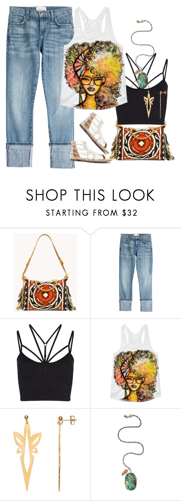 """""""just kick'en it!"""" by babygirltrice ❤ liked on Polyvore featuring Ella Moss, Current/Elliott, Sweaty Betty and Brave Lotus"""