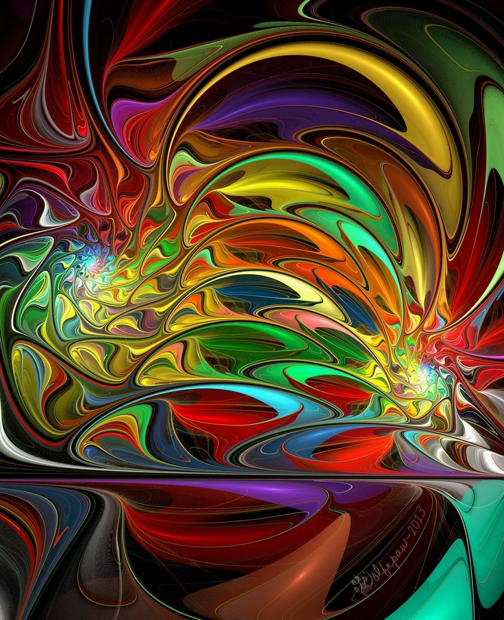 colorful See my art https://www.facebook.com/ZRFractals…