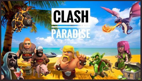 Download Clash Paradise APK for free latest version     No