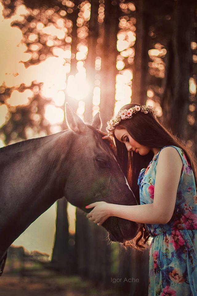 Ensaios Fotográficos com Cavalos | O Amor Está na Fotografia