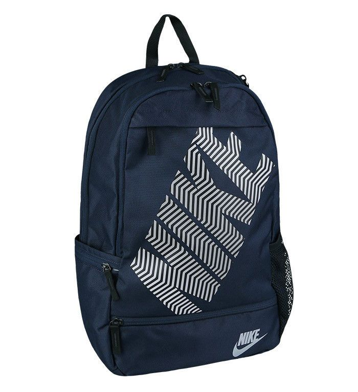 verse bien zapatos venta nuevos productos para correr zapatos Nike Classic Line Backpack Bag Navy Sports Soccer/Fitness/Outdoor ...