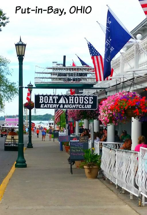 Put-in-Bay, Ohio – Enjoy a Little Island Time without Leaving the Midwest: Tips and things to do while visiting Put-in-Bay with kids.