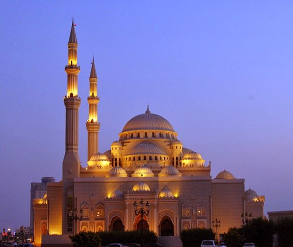 14 Amazing Masterpieces of Mosque Architecture